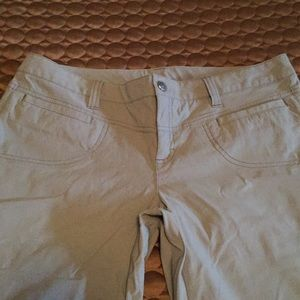 EUC Athleta dry dipper drawstring 12 petite pants